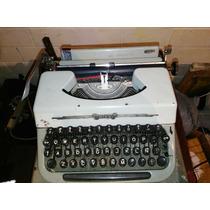 Máquina De Escribir Antigüa