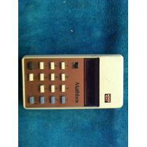 Calculadora Mathbox Novus 650