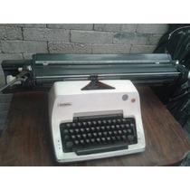 Maquina De Escribir Olympia Sg-3 Carro De 62cm