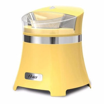 Máquina Para Hacer Helados Nieve Yogurt Sorbete 1.5lts Oster