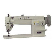 Maquina De Coser Industrial Tapicera Tacsew Gc6-6 Vv4