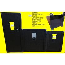 Porta Membrana Y Gabinete Rockola