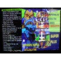 Master Multijuegos Ms2 Tarjetas Viejas Envio Gratis X Dvds