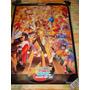 Capcom Vs Snk Poster Original De Capcom Neo Geo Nuevo