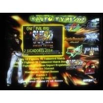Master Multijuegos 2014 Multiconsola 24 En 1 500 Gb C/disco