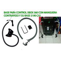 Base Larga Para Control De Xbox 360 Con Manguera $190
