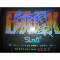 Video Juegos Street Soccer Back Arcade Neo Geo Jamma