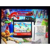 Sistema Cpu Wii Para Maquinita Multijuegos Multiconsola 8en1