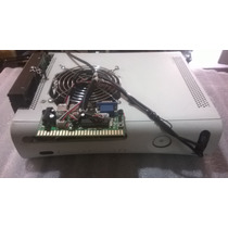 Xbox 360 Fat 500gb Maquinita Kit + 2 Controles + 2 Bases