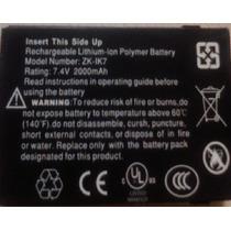 Bateria De Respaldo Para Control De Acceso / Iface302 / Iclo