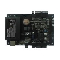 Control De Acceso Zk Tac7100 1 Puerta Y 2 Lectoras +c+