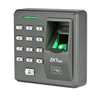 Control De Acceso Biometrico Zk X7 200 Huellas +b+