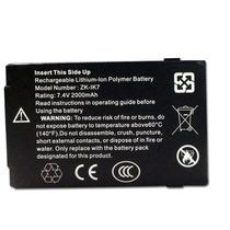 Bateria De Respaldo Control De Acceso Zk Ik7 +b+