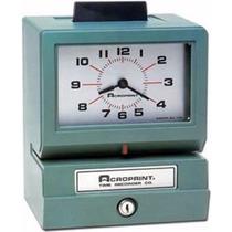 Reloj Checador Para Empleados