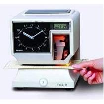 Reloj Checador Amano Tcx 11