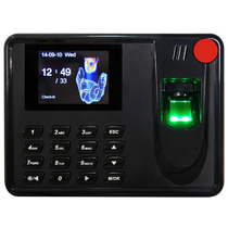 Terminal Reloj Checador Biometrico Huella Digital Usb Sd