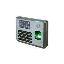 Lector Biométrico Multimedia Para Tiempo Y Asistencia, Sopor