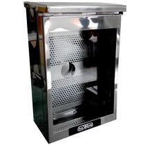 Saxxon Box02 - Caja De Proteccion / Acero Inoxidable / Dimen