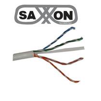 Cable Utp Blanco Categoria 6/ Cca / Bobina 305 Mts/ Redes/ V