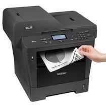Copiadora Multifuncional Brother Laser Dcp-8150dn Duplex