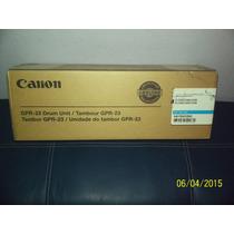 Canon Tambor Gpr23 Cyan Original Irc 3380 3080 3480 2880