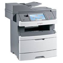 Copiadora Impresora Fax Escaner Lexmark X464de