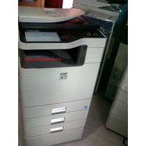 Copiadora Sharp Mx-c 401 Multifunci Impresora Escaner Fax 40