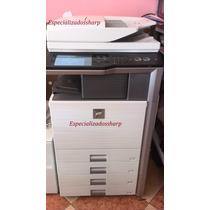 Escaner Copiadora Sharp Mx-5001 Impresora Toner Usb