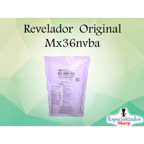 Revelador Original Sharp Mx2610 Mxm3610 2640 3640 Toner Chip