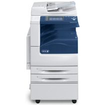 Multifuncional Xerox Workcentre 7120td Color Red Duplex