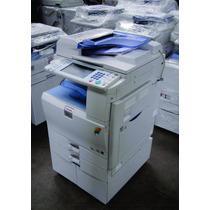 Fotocopiadora Full Color Laser Impresora Y Escaner Tabloide