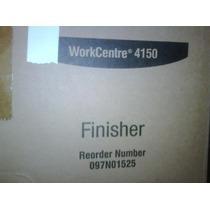 Acabadora Xerox Wc 4150 Capacidad 500 Hojas Y Grapado 50