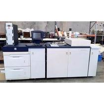 Docucolor Xerox 8000 Servidor Color Exp8000 Pasando Copia