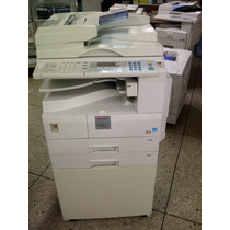 Copiadora Ricoh Impresora Ricoh Mp 2000 Doble Carta