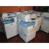 Copiadora Full Color Ricoh Mp C2550 Impresora Doble Carta