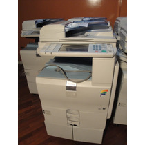 Copiadora Full Color Laser Ricoh C2050 Impresora Tabloide