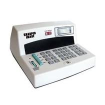 Detector Billetes Falsos Luz Uv Con Alarma Calculadora