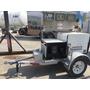 Generador De Luz Con Motor Diesel
