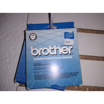 Cintas Brother Ax Series