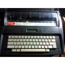 Maquina De Escribir Eléctrica Marca Brother Ax- 525