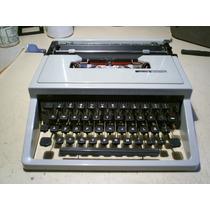 Maquina De Escribir Olivetti Lettera 25