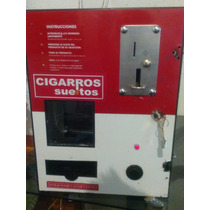 Despachadora Vending De Cigarrillos Barata Ultima Pieza