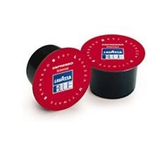 Capsula De Cafe Intenso X2 Lavazza Blue Caja Con 100pz