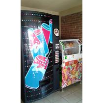 Máquinas Vending Refrescos (vendo) Y Botana (saeco)