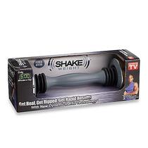 Tv Shake Weight Para Hombre Mancuerna Con Vibración. Maa.