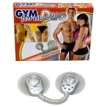 Gym Form Duo Como Lo Vio En Tv! Ejercitador Abdomen Moldea