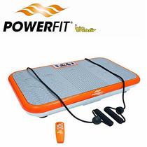 Power Fit Plataforma De Entrenamiento Vibratorio Tonificador