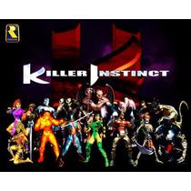 Killer Instinct 2 Videojuego Completo Original Pc Arcade1996