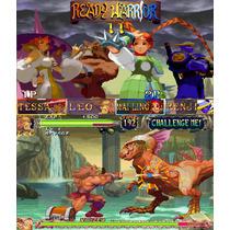Red Earth Warzard Capcom Videojuego Original Completo Pc 3x1
