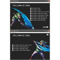 Zelda Coleccion 12en1 Videojuegos Completos Original Pc Link